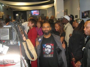 Obama Election Party Pic